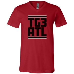 Atlanta football fans need this TG3 ALT Shirt V Neck T Shirt