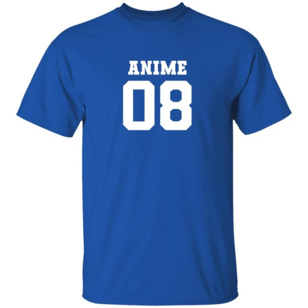 Scott The Woz Merch Anime 08 Shirt