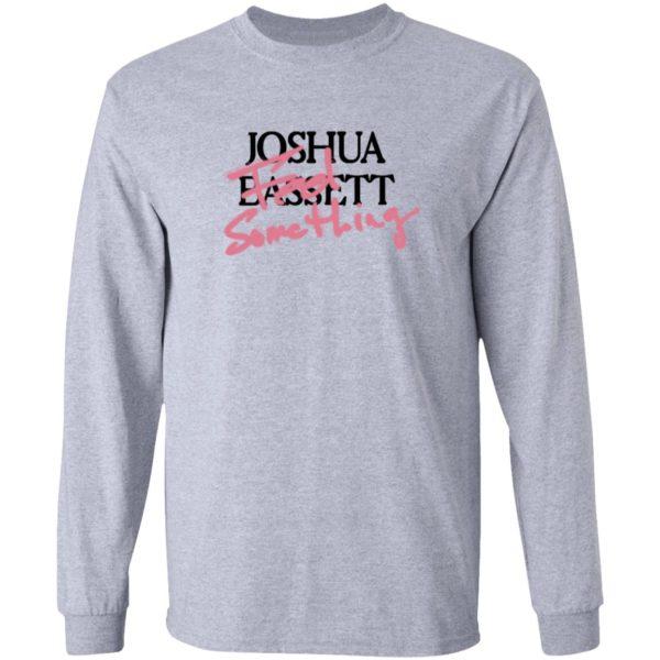 Joshua Bassett Merch Feel Something Graffiti T Shirt