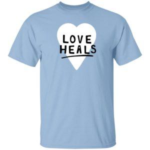 Bench Shop Love Heals Shirt