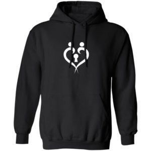 Colby Brock Merch Store Protect Your Heart Pigment Hoodie Sweatshirt